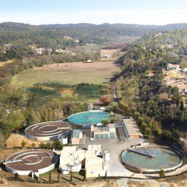 Station d'épuration de Brignoles